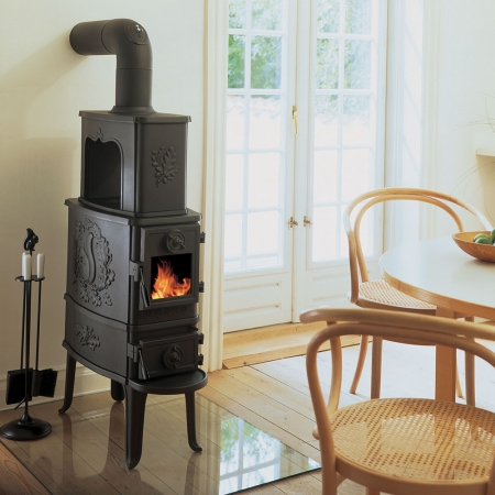 Morso 2B Classic Wood Burning Stove