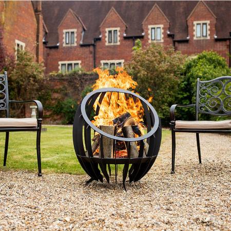 John & Vito Outdoor Fireplaces