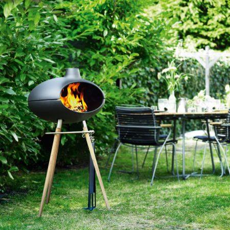 Charcoal & Wood Ovens & Grills