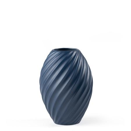 Morso River Vase Blue - Small