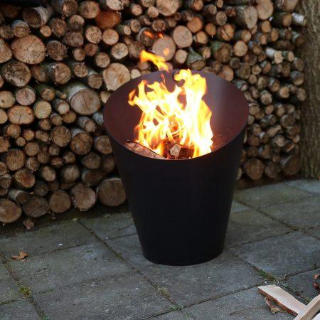 A photo of the Morso Fire Pot