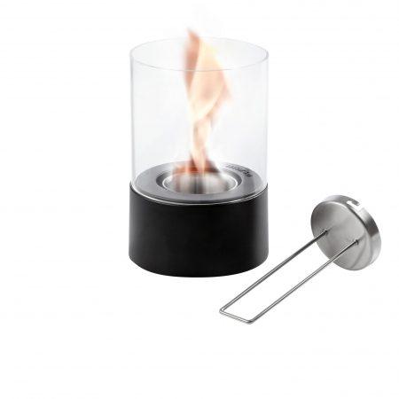 Photo of the Morsø BEL bio-ethanol lamp