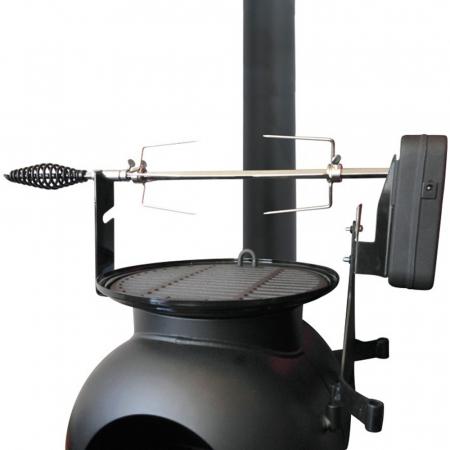 Ozpig Series 2 Rotisserie Kit