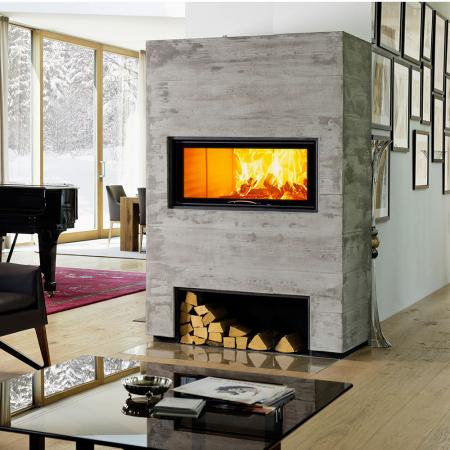 Morso S100-12 Wood Burning Insert Stove