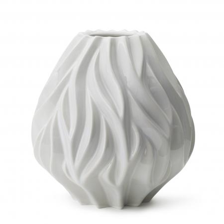 morso flame vase white large
