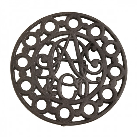 cast iron nac morso trivet for kitchen or stove