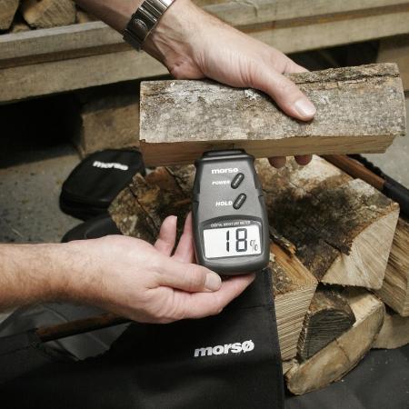 Morso wood moisture meter