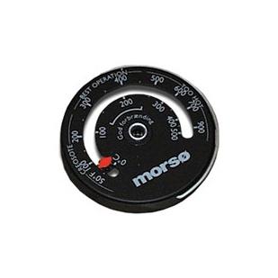 morso wood burning stove flue thermometer