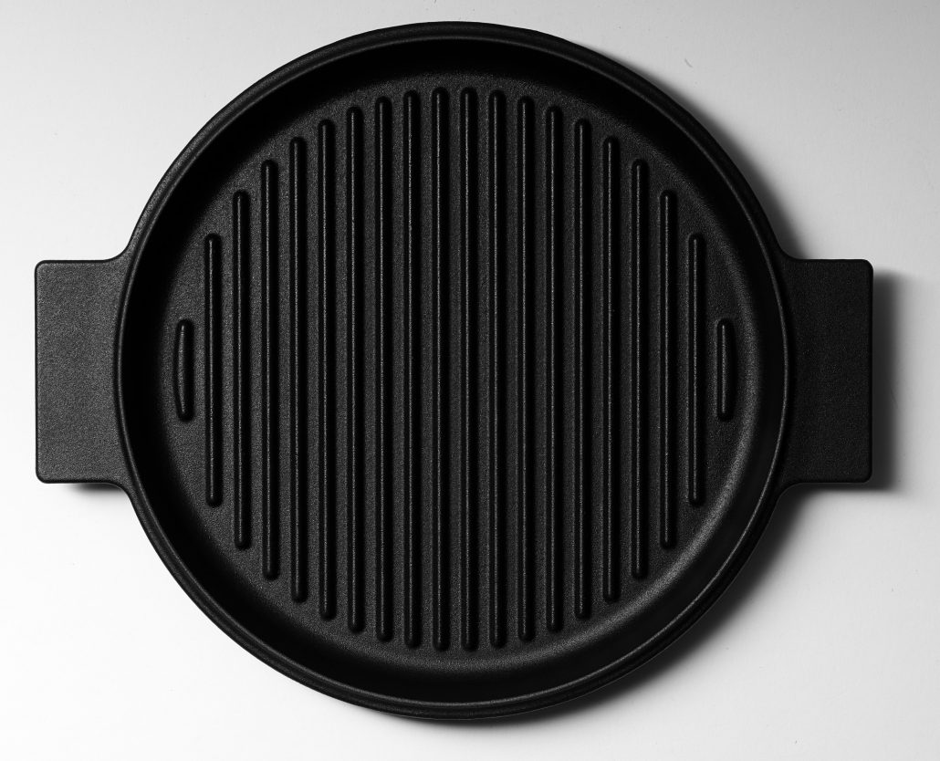 mors cast iron griddle pan soliving. Black Bedroom Furniture Sets. Home Design Ideas