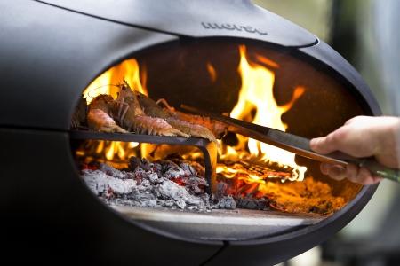 morso tuscan grill for Forno oven
