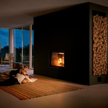 Morso S101-11/12 Wood Burning Stove
